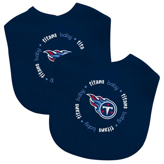 Tennessee Titans 2-Pack Bibs