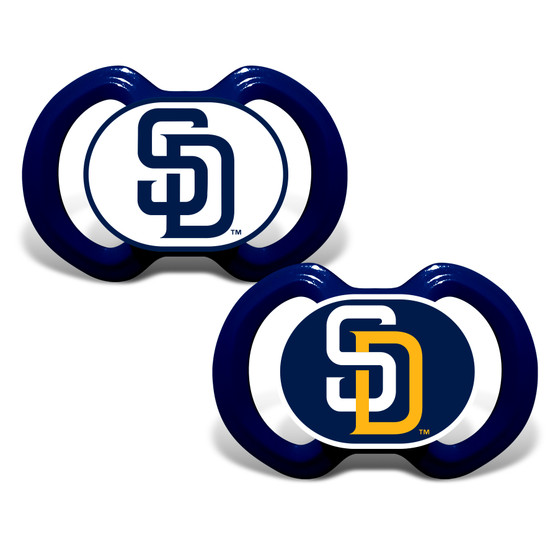 San Diego Padres 2-Pack Pacifier