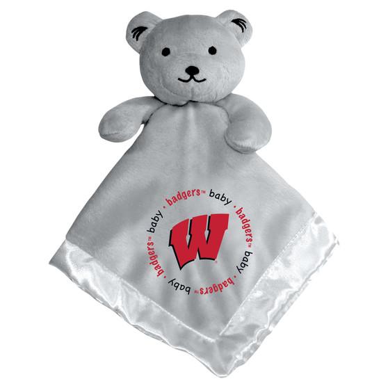 Wisconsin Security Bear Gray