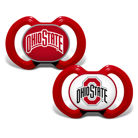 Ohio State 2-Pack Pacifier