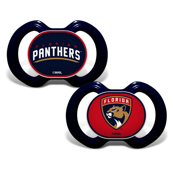 Florida Panthers 2-Pack Pacifier