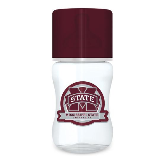 Mississippi State 1-Pack Baby Bottle