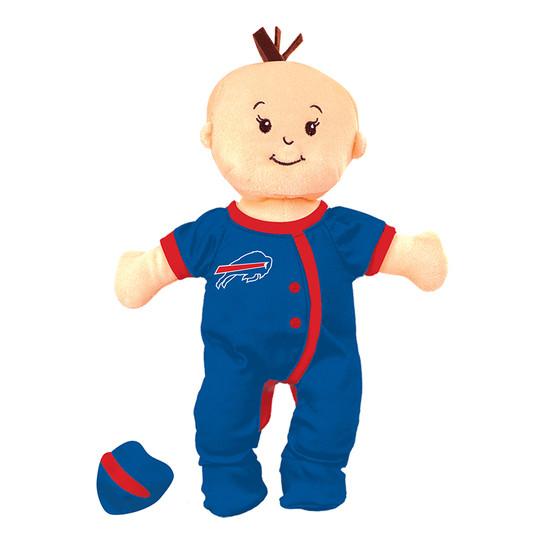 Buffalo Bills Wee Baby Fan Doll