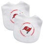 Tampa Bay Buccaneers 2-Pack Bibs