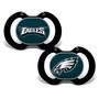 Baby Fanatics NFL Philadelphia Eagles 2-Pack Pacifiers