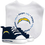 Baby Fanatics NFL Chargers 2-Piece Gift Set