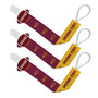 Arizona State Pacifier Clip 3-Pack