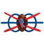 Buffalo Bills Winkel Teether/Rattle