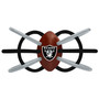 Oakland Raiders Winkel Teether/Rattle