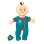 Miami Dolphins Wee Baby Fan Doll