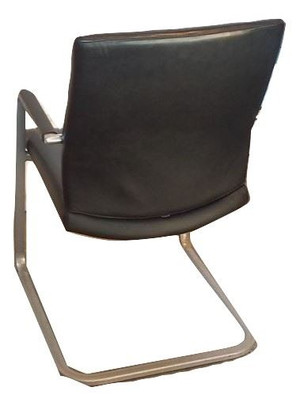 Connection Black Leather Board Room Chair (349-E09-155)