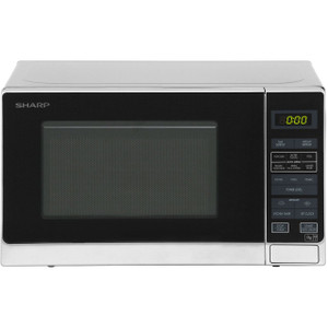 Sharp R272SLM 20 Litre Microwave (23E-B22-0B6)