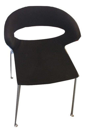 Black Generic Board/office Room Chair (29A-03F-3A5)