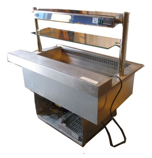Industrial Kitchen refrigerated Serving Unit (7C4-4E9-C51)