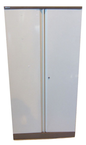 Bisley Brown & Cream Storage Unit (946-02B-6CE)
