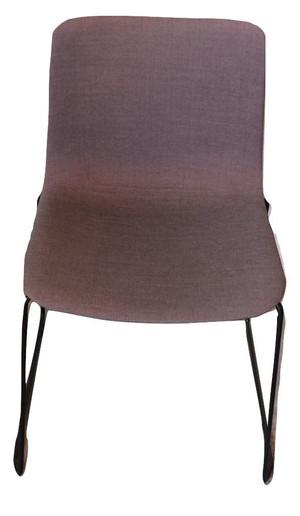 Fredericia Pato Stackable Brown Chair (F26-E8E-A39)