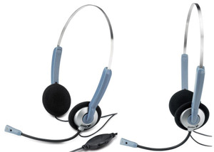 Genius HS-02S Chat Headset (FAE-F27-66D)