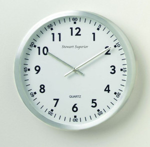 Stewart Superior 30cm Wall Clock (D67-9CF-469)