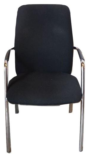 Breeze High Back Black Meeting Chair (89B-09C-69A)