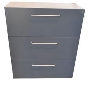 3 Drawer Side Filing Cabinet (93F-1E4-B78)