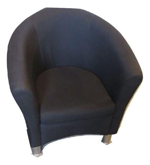 Black Generic Bucket Chair (C4A-94B-707)