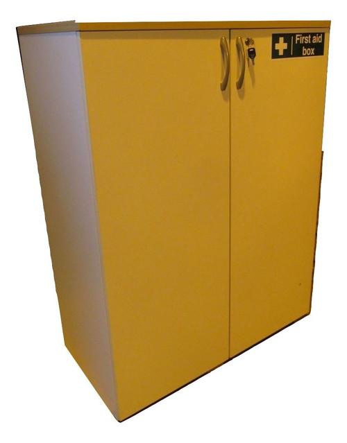 Offquest White 2 Shelf Storage Unit (47F-3DF-690)
