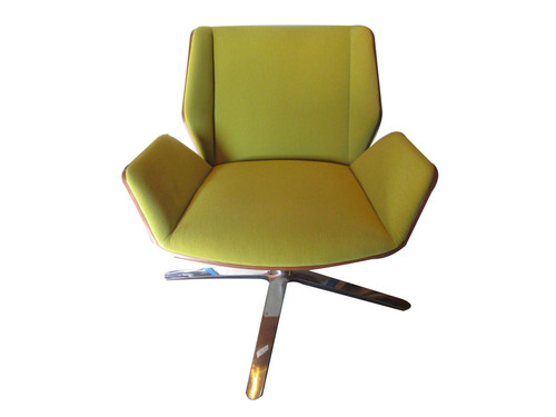 Boss Designs Light Green Kruze Fabric Tub Chair (50B-65F-287)