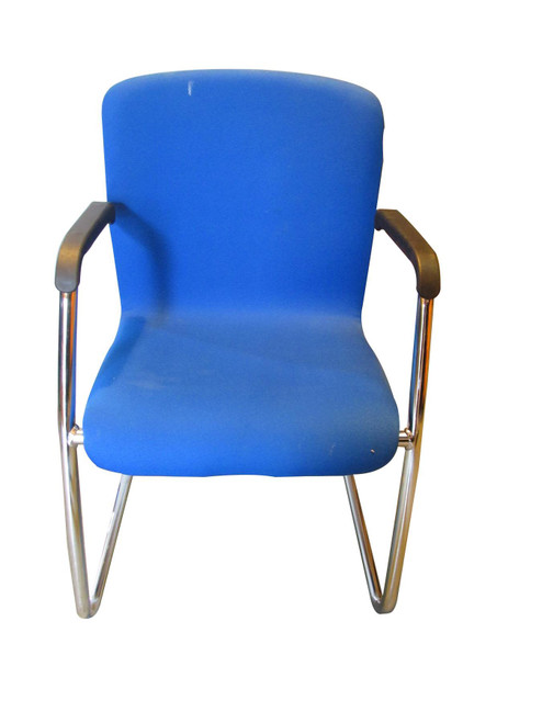 Generic Blue Meeting Chair (544-1E4-051)