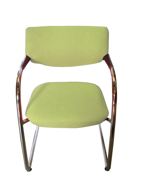Vitra Green Meeting Chair (37F-2B9-00A)