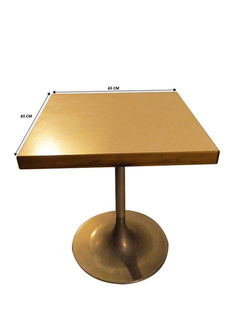 Benchmark Marble Effect Square Table (1FB-D16-B65)