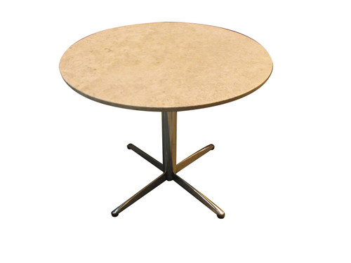 Generic Round Marble Table (E98-955-2C6)