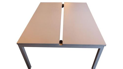 HM Sense Desk Bench of 2 (HM1-BENCHx2)