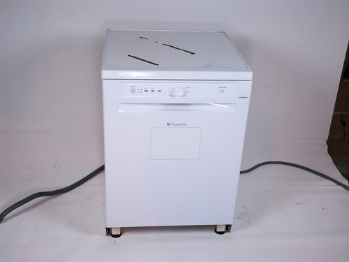 Hot Point White Dishwasher Spares And Repairs (FCA-0FD-335)