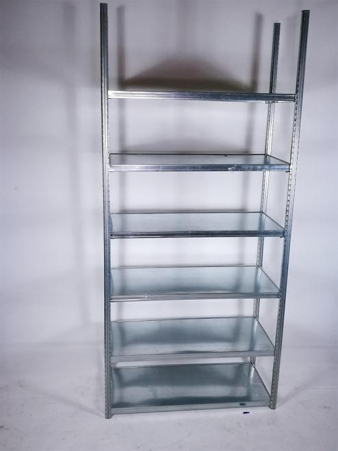 Generic Metal 6 Shelf Racking (943-847-FA8)