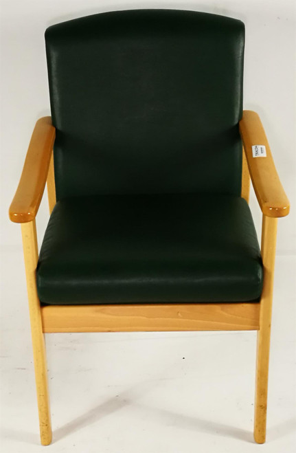 Selkirk Low Back Green Armchair (5C3-261-213)