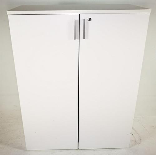 Ofquest White 2 Shelf Storage Unit (AC6-460-7EE)