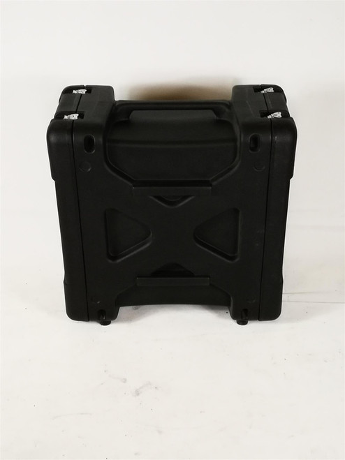 Black Plastic Flight Case (1A4-B4C-58B)