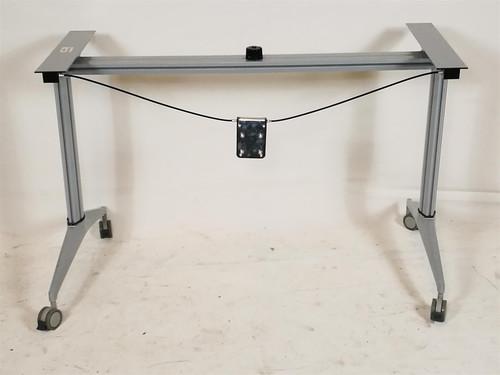 Metal Foldable Desk Frame (334-BCF-E8E)