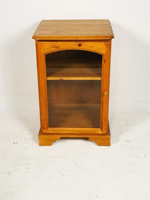 Ailesbury Pine Small Wooden Storage Cabinet (1BB-08F-D98)
