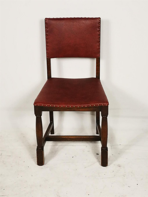 Antique Style Wooden Chair (E5F-B97-CBC)