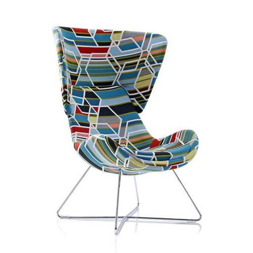 Orangebox Avi Chair on High Wire Base Frame (836-F77-5C5)