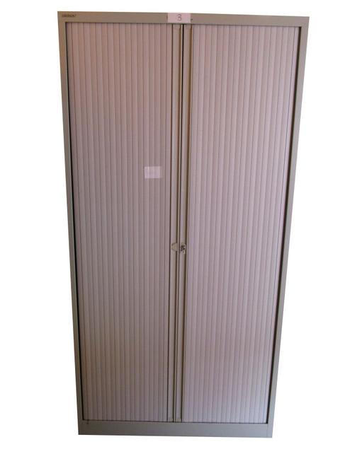 Bisley Metal 4 Shelf Storage Unit (024-5DA-7E2)
