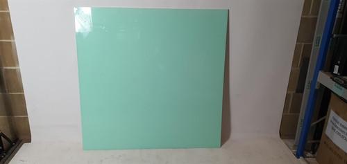 Cyan ChatBoard Magnetic Glass Whiteboard (AEB-8B0-A2F)