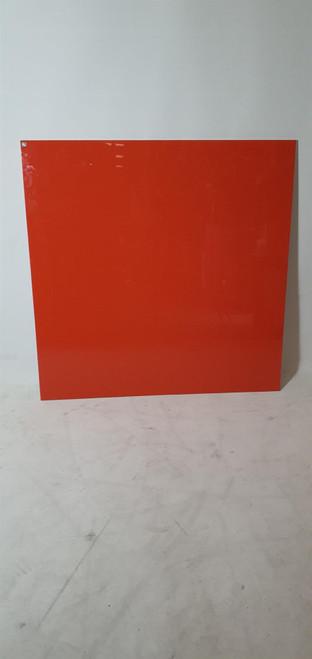 Orange ChatBoard Magnetic Glass Whiteboard (D8A-EDE-EAF)