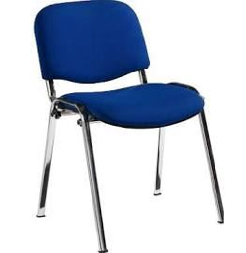 Blue Stackable Conference Chair (667-86A-357)