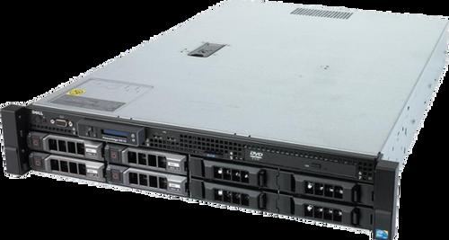 Dell Poweredge R510 2X Xeon L5530 (EBF-C43-D8D)