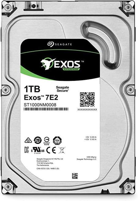 """Seagate Exos 1TB 3.5"""" HDD (57D-2DA-752)"""