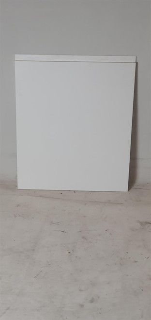 White Kitchen Cabinet Doors 72cm x 60cm (69D-91D-F9A)
