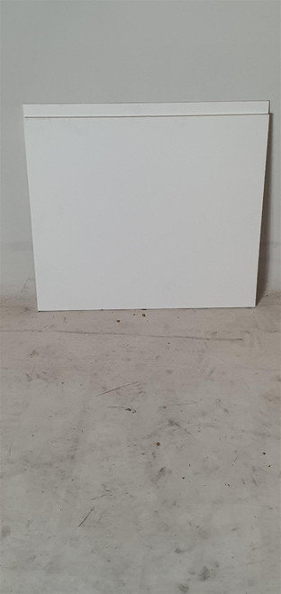 Small White Kitchen Cabinet Doors 56cm x 60cm (0B0-FF9-6FA)