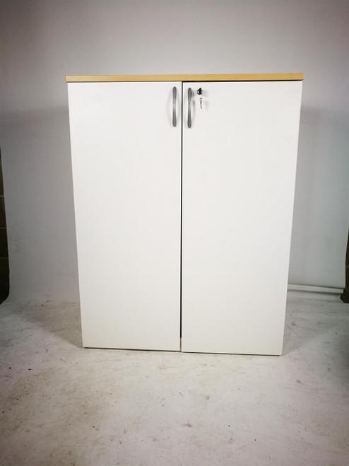 Ofquest White 2 Shelf Storage Unit (EFE-3C5-224)